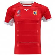 Maillot Tonga Rugby RWC2019 Rouge