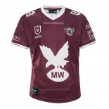 Maillot Manly Warringah Sea Eagles Rugby 2021 Domicile