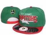 NRL Snapbacks Casquettes South Sydney Rabbitohs
