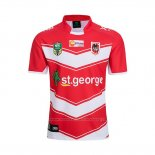 Maillot St George Illawarra Dragons Rugby 2018-19 Exterieur
