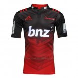 Maillot Crusaders Rugby 2016-17 Domicile