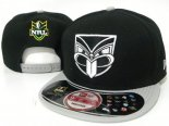 NRL Snapbacks Casquettes Warriors(10)