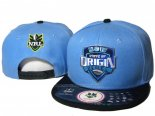 NRL Snapbacks Casquettes NSW Blues State Of Origin