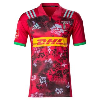 Maillot Harlequins Rugby 2017-2018 Exterieur