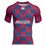 Maillot Bordeaux Rugby 2018-19 Rouge