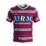 Maillot Manly Warringah Sea Eagles Rugby 2019 Domicile
