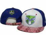 NRL Snapbacks Casquettes Warriors(14)