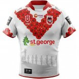 WH Maillot St George Illawarra Dragons Rugby 2019 Commemorative