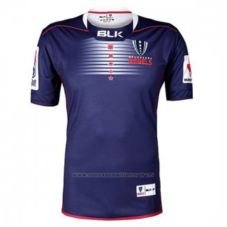 Maillot Melbourne Rebels Rugby 2018 Domicile