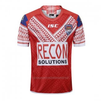 Maillot Tonga Rugby 2018-2019 Domicile