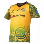 Maillot Australie Wallabies Rugby 2017 Indigenous