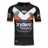 Maillot Wests Tigers Rugby 2016 Domicile