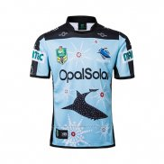Maillot Sharks Rugby 2018-19 Commemorative