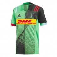 Maillot Harlequins Rugby 2018-2019 Exterieur