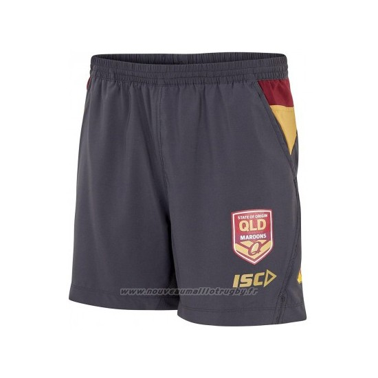 Qld Maroons Rugby 2018 Entrainement Shorts